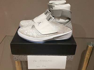 Nike Jordan XX 20 Laser Lazer UK12 US13 DS Brand New