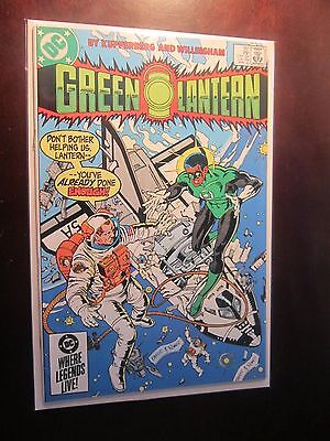 Green Lantern (1960-1988 1st Series DC) #187 - 8.0 VF - 1985