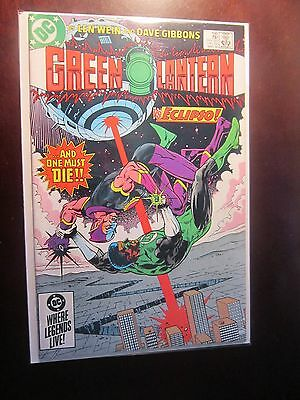 Green Lantern (1960-1988 1st Series DC) #186 - 8.5 VF+ - 1985
