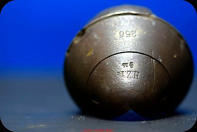 Trench Art Sectioned German Artylery Hz 14!!stamped