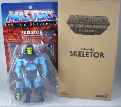 Ultimate SKELETOR 2017 He Man Masters of the Universe Classics Edition MOTU NEU
