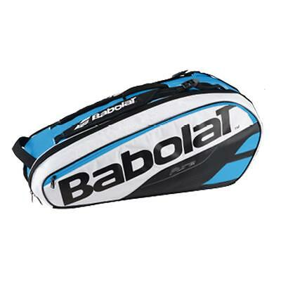 Babolat NEW 2017 Pure Line 6 Racket Bag Drive Strike Aero Range Racquet Pack