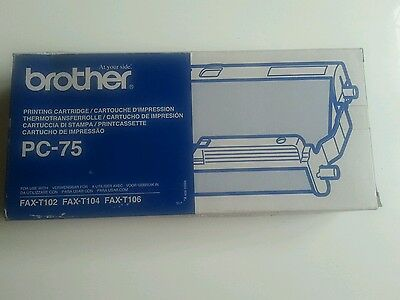 brother pc 75 fax printing cartridges