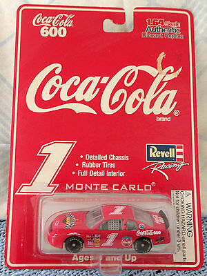 COCA COLA 600 - Revell Racing  1/64 scale MONTE CARLO - sealed on card.