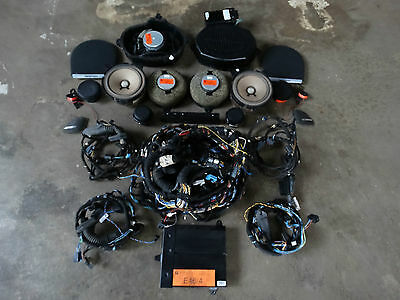 BMW E46 Saloon Speaker Soundsystem Harman Kardon Hifi Complete Set TOP