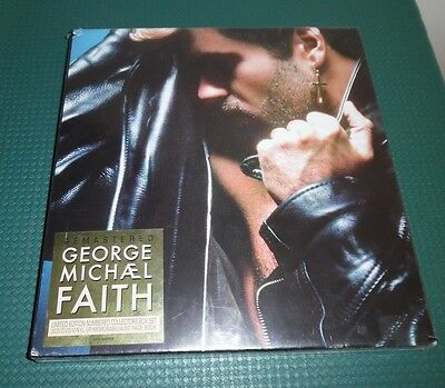 George Michael - Faith Box Remastered -Limited Edition - Sealed