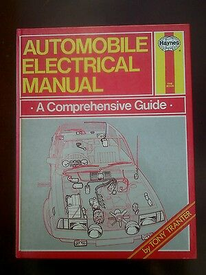Automobile electrical manual Haynes 1983