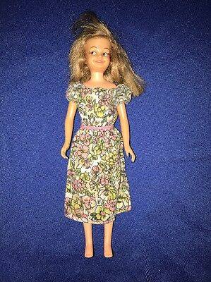 Vintage Ideal Toy Corp Dodi doll 1964 Tammy Family (Peppers friend)