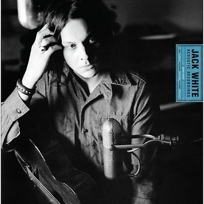 Jack White ~ Acoustic Recordings 1998-2016 ~ 2 X Vinyl Lp ~ *new And Sealed*