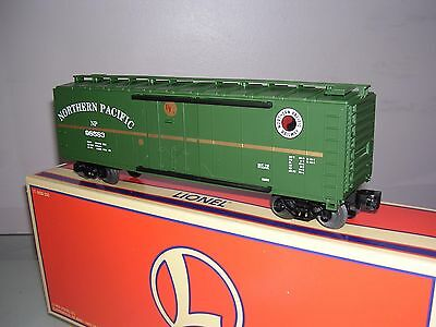 """Lionel 6-17316 Northern Pacific Standard """"O"""" Reefer + BRAND NEW + C-10 + OB +"""