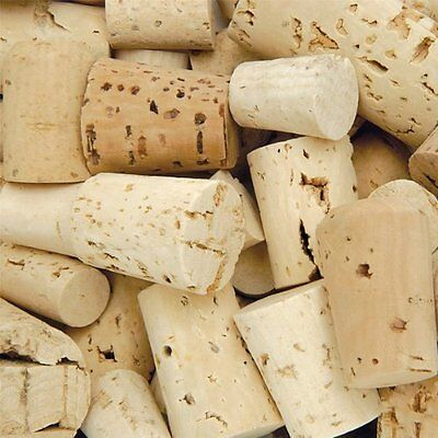 Assorted Cork Pieces Tops 100g Wine Bottle Stoppers Bar Tools Accessories