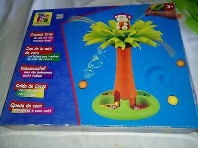 Coconut Drop Childrens game (Similar to Kerplunk.)by PAVILLION