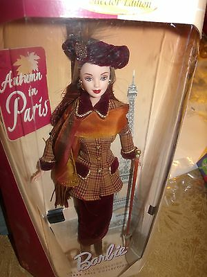 Autumn In Paris Doll From City Season Collection Remarkable Fashion Mint 1997