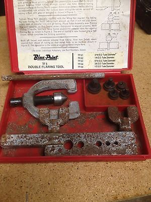 Blue Point Tf5 Double Flaring Tool Set