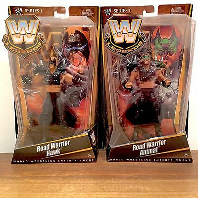 WWE Mattel Elite Legends Legion of Doom Series 1 Action Figures New In Box