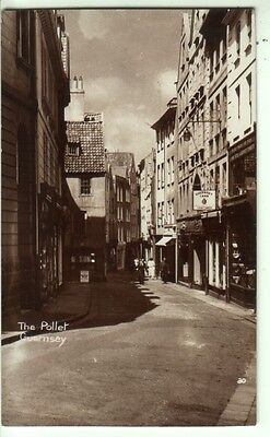 Channel Islands - The Pollet, Guernsey