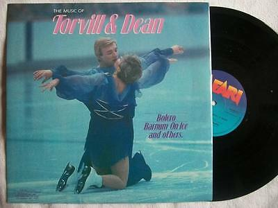 """MICHAEL REED ORCHESTRA The Music of Torvill & Dean 12"""" vinyl"""