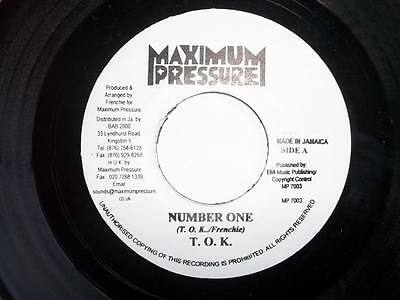 """TOK Number One 7"""" vinyl Sound Clip in Listing"""
