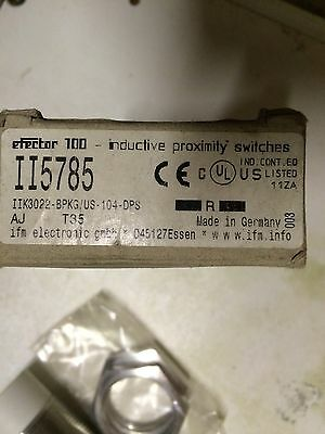 Ifm Inductive Proximity Switch Ii5785