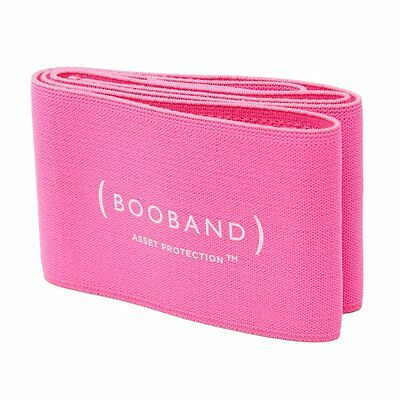 Booband Adjustable Breast Support Band Sports Bra Alternative Pink  747180341256