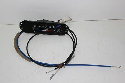 Heater/ Air Con Controls & Cables - Toyota Landcruiser VDJ76