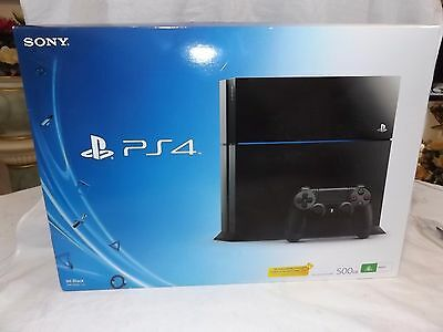 Ps4 Packaging Box ~ Box Only ~ Includes Some Inner Packaging