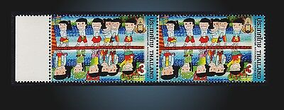 Thailand  2010 National Children Day Drawing Children's Naive Art Never Hinged