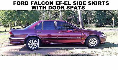 Ford Falcon El Xr Side Skirts With Door Spats Will Fit Ef Sedans Also