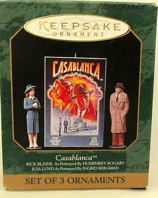 Hallmark1997  Keepsake ornament Casablanca