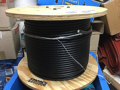 50 Ohm Braided Coaxial Cable - 305 metre reel