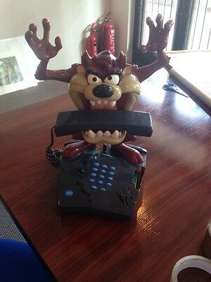 Taz Tasmanian Devil Animated Phone