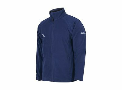 Clearance Line Brand New Gilbert Rugby Mercury Fleece Navy- Various Sizes