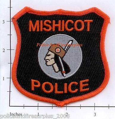 Wisconsin - Mishicot WI Police Dept Patch