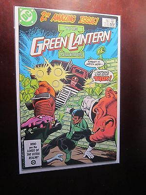 Green Lantern (1960-1988 1st Series DC) #202 - 8.0 VF - 1986
