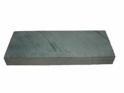 """Natural Sharpening Stone 12000 Grit  8x3""""  Whetstone for Fine Honing"""