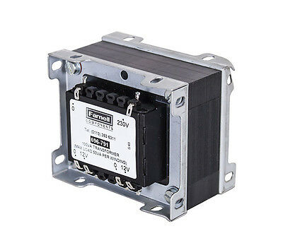 Farnell 100Va Transformer 696-791 New