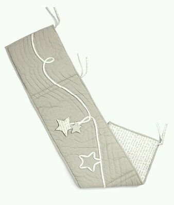 Brand New Millie and Boris Mamas and Papas unisex cot bumper