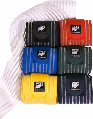 New Equine Wear N.E.W. Airflow Bandages - Exercise - Set of 4 - Navy - *SALE*