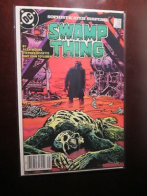 Swamp Thing (1982 2nd Series) #36 - 7.0 - 1985