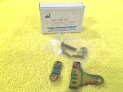 (Lot Of 3) *new* Anderson Power Products 946 G1 Cable Clamp For Sb175 Power Conn
