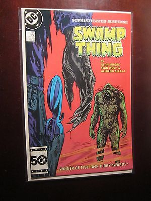 Swamp Thing (1982 2nd Series) #45 - 7.0 - 1986
