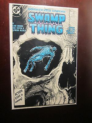 Swamp Thing (1982 2nd Series) #56 - 7.0 - 1987