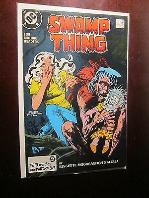 Swamp Thing (1982 2nd Series) #59 - 7.0 - 1987