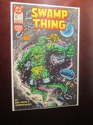 Swamp Thing (1982 2nd Series) #62 - 8.0 VF - 1987