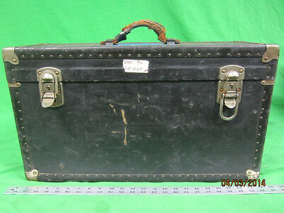 Vintage Mitchell 35mm case for two 1000 foot Magazines