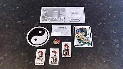 Bruce Lee Retro. Lot Two