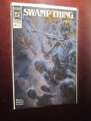 Swamp Thing (1982 2nd Series) #92 - 8.0 VF - 1990