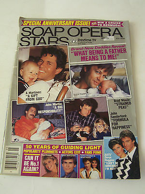 May 1987 Soap Opera Stars Magazine - Daytime Tv Publication - No Mailing Label