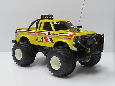 Tandy/Radio Shack Off Roader Decals/Stickers Yellow