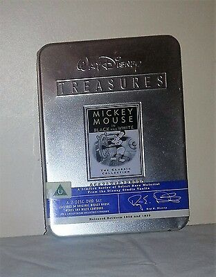 Walt Disney Treasures Mickey Mouse in Black and White DVD Set